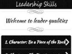 Leadership Skills 1.0 Screenshot