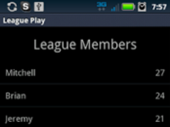 League Play 1.2 Screenshot