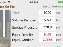 Leak-Off Test 1.0 Screenshot