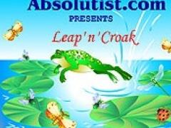 Leap'n'Croak 1.7 Screenshot