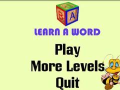 Learn A Word 1.04 Screenshot
