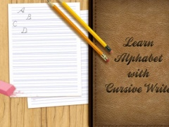 Learn Alphabet with Cursive Write 1.0 Screenshot