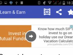 Learn and Earn 1.0.0 Screenshot