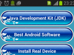 Learn Android Tutorial 3.6 Screenshot