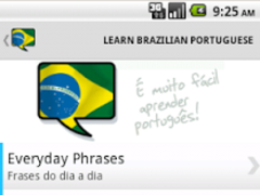 Learn Brazilian Portuguese 1.1 Screenshot