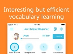 Learn Chinese/Mandarin-Hello Words(Daily) 1.1.4 Screenshot