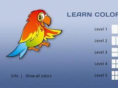 Learn Colors 2.0 Screenshot