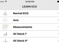 Learn ECG 1.1 Screenshot