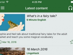 Learn English for 6 Minute BBC Learning English 1.5.2 Screenshot