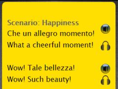 Learn English Using Italian 1.0 Screenshot