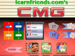 Learn Friends' Card Matching Game - Vietnamese, French and English 1.60 Screenshot