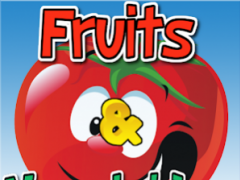 Learn Fruits And Vegetables 1.0.2 Screenshot