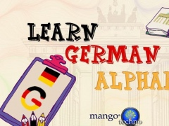 Learn German Alphabets 1.0 Screenshot