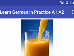 Learn German in Practice A1 A2 1.2 Screenshot