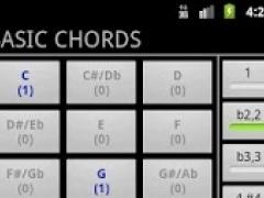Learn Guitar Chords LITE 1.5 1.7 Screenshot