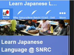 Learn Japanese @ Sakuraa 1.14.25.56 Screenshot