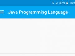 Learn Java for Beginners 2.2.3 Screenshot