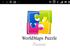 Learn Maps with Jigsaw Puzzle 1.02 Screenshot