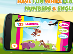 Learn numbers for toddlers 1.2.2 Screenshot