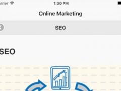 Learn Online Marketing 1.0 Screenshot