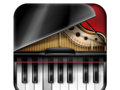 Learn piano game multitouch 1.0 Screenshot