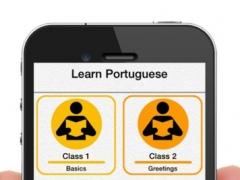 Learn Portuguese for Beginners 9.1 Screenshot