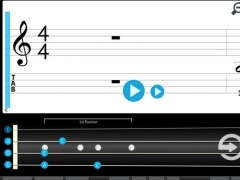 Learn & Practice Fiddle Music Lessons Exercises 3.6.8 Screenshot