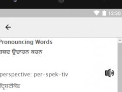 Learn Punjabi to English: Speak Punjabi Free Download