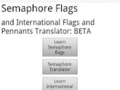 Learn Semaphore and ICS Flags 1.0 Screenshot
