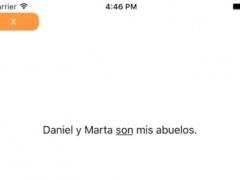 Learn Spanish Grammar Conjugate Verbs 1.4 Screenshot
