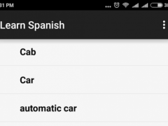 Learn Spanish Language Free 1.0 Screenshot