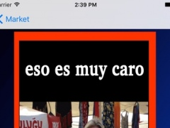 Learn Spanish Phrases: Easy Spanish for travellers 1.2 Screenshot