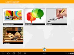 Learn Spanish via Videos 7.7 Screenshot