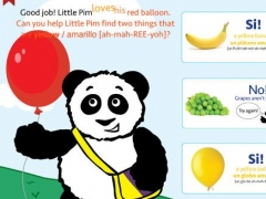 "Learn Spanish with Little Pim: ""Colors"" - Foreign Languages for Kids 1.0 Screenshot"