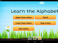Learn the Alphabet (ABCs) 1.4.0 Screenshot