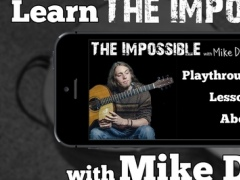 Learn The Impossible with Mike Dawes 1.3 Screenshot