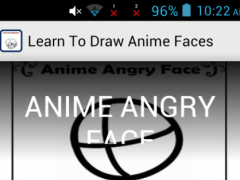 Learn To Draw Anime Faces 1.0.0 Screenshot