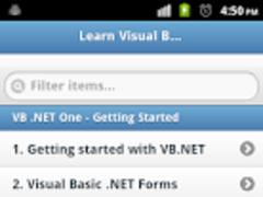 LEARN VB  NET OFFLINE 1 Free Download