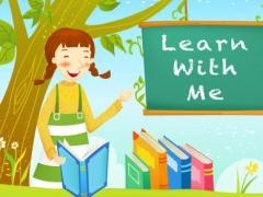 Learn With Me HD Lite 1.0 Screenshot