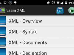Learn XML 1.2 Screenshot