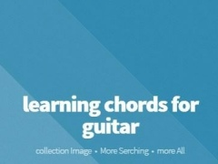 Learning Chords For Guitar 1.0 Screenshot