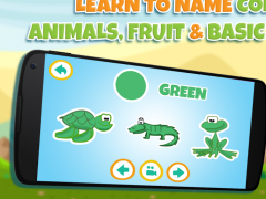 Learning colors for toddlers 1.1.5 Screenshot