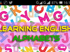 Learning English Alphabets 1.0 Screenshot
