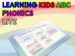 Learning Kids ABC Phonics Lite 3 Screenshot