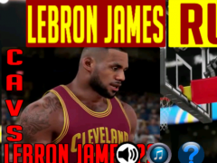 LeBron James Run 1.0 Screenshot