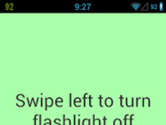 LED Flashlight (+multitasking) 2.0 Screenshot