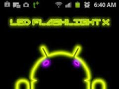 LED FlashLight X 1.82 Screenshot