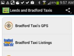 Leeds & Bradford Taxis. 1.01 Screenshot