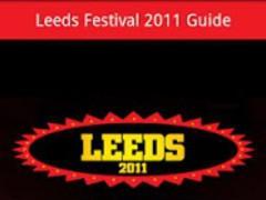 Leeds Festival 2011 Guide 1.2 Screenshot