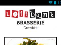 Leftbank Restaurant Ormskirk 1.6 Screenshot